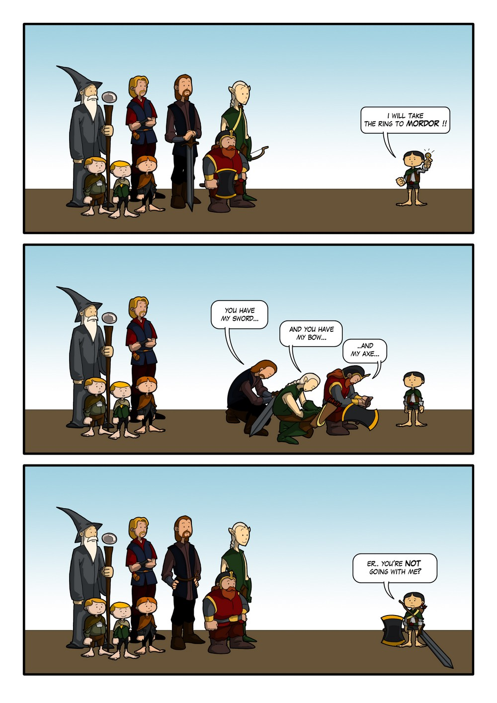 the corruption of power in the fellowship of the ring Boromir – fellowship of the ring 2001  it has the power to even corrupt those  around the person who currently possesses the ring, as we see with boromir.